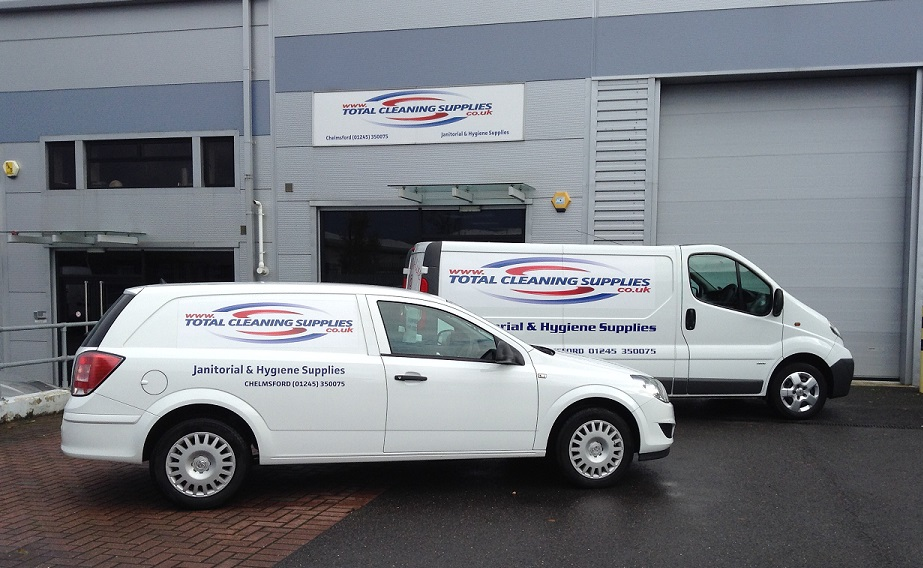 Sourcing Quality Industrial Cleaning Products in Essex
