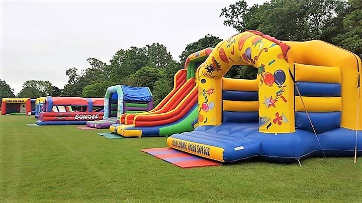 Summer Inflatables Days in Essex
