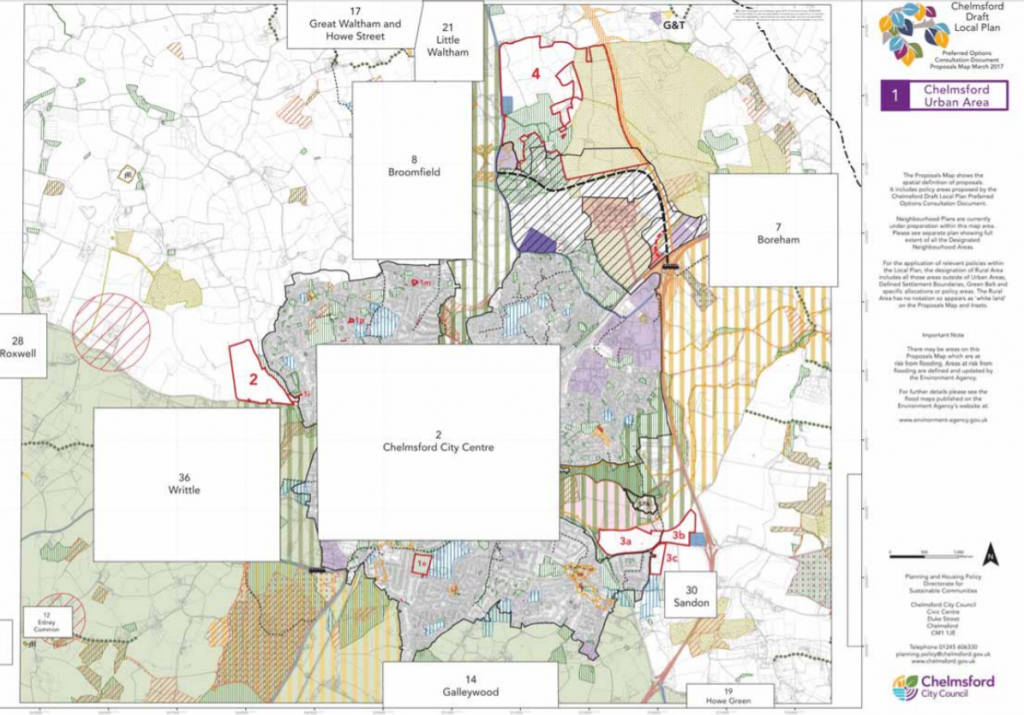 New Homes Planned For Chelmsford