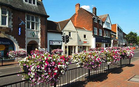 Brentwood Still Favourite Escape for Londoners