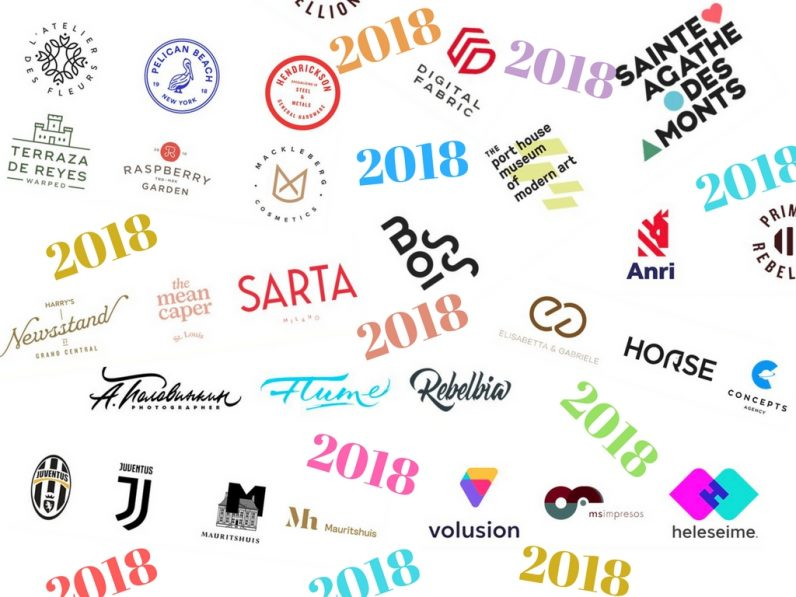Logo Design Trends That Will Dominate 2018