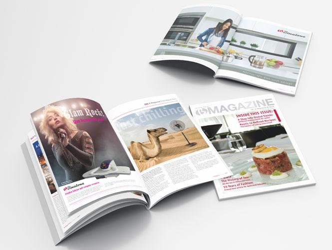 Brochure Designer in Essex