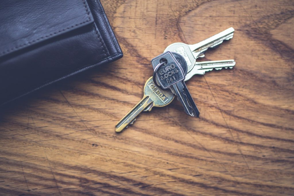 Lost Your House Key? Don't Panic!