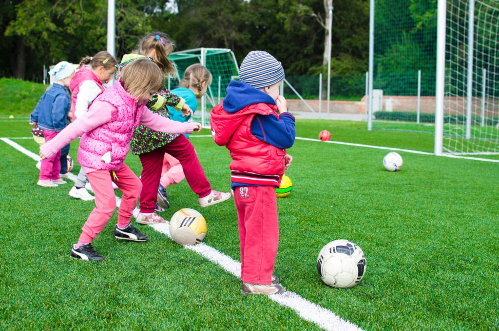 Get Ready For Euro 2020 With Football Classes for Your Little One
